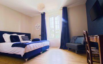 Gästezimmer Les Corderies