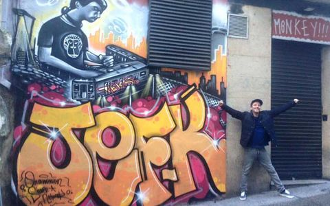 Concert Atoem + Djedjotronic
