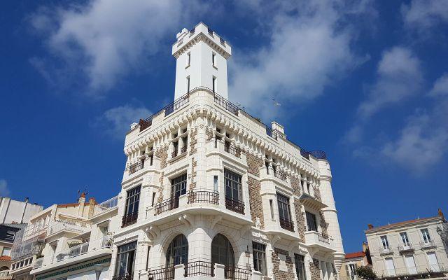 Visite guidée : Architecture sablaise, entre port et plage