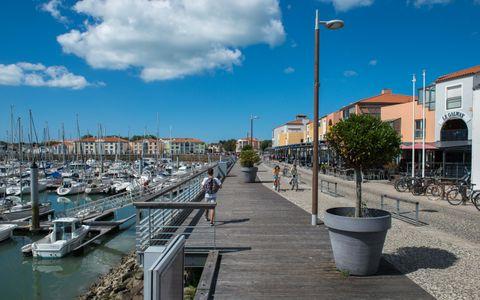 Visite guidée thématique Mini-Transat : Port Olona