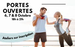 Portes-Ouvertes Club Fitness - bien-être