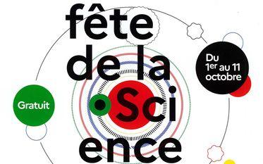 """Fête de la science - Conférence """"Vivre et travailler à bord de la Station spatiale internationale"""""""