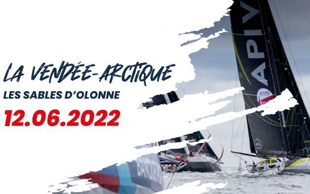 """Course nautique """"La Vendée Arctique - Les Sables d'Olonne"""""""