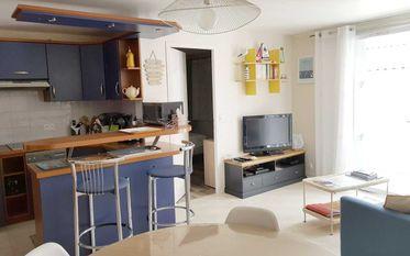 Wohnung Pool Immobilier Sablais B04028