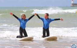 Stage de Surf Kids 5 jours