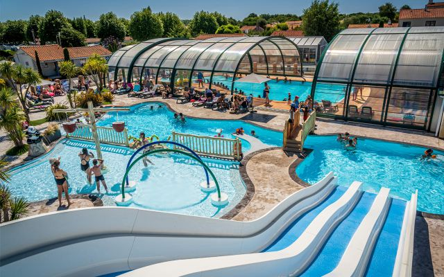 Early booking - Camping Le Nid d'été