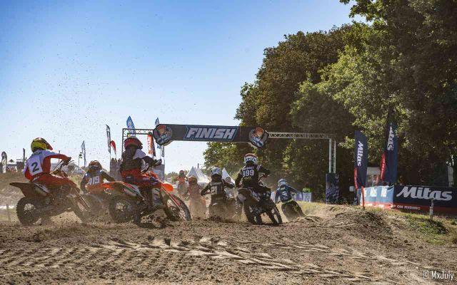 Compétition Européenne de Motocross - Rookie's cup 24MX - ANNULE