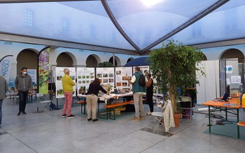 Fête de la science - Village des Sciences