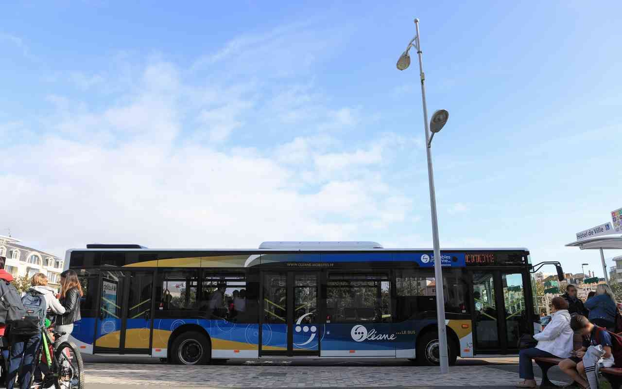Bus De Ville Oléane Mobilités