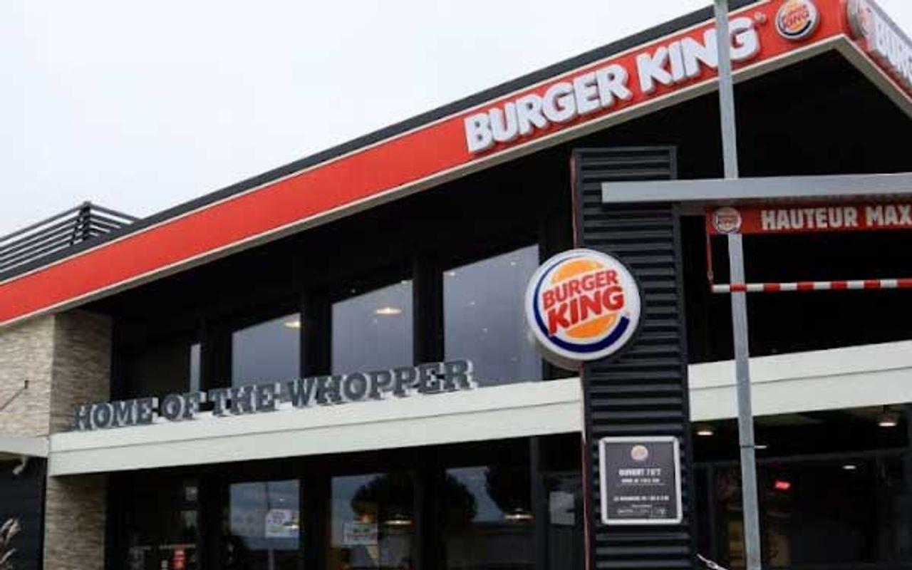 Burger King Clermont Ferrand Carte.Burger King