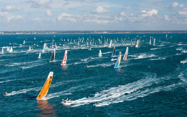 Start of the Vendée Globe