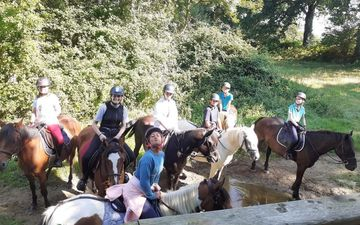 Horse-Riding Centre Sainte Foy
