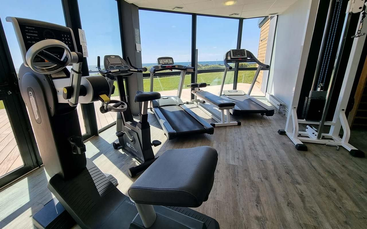 Fitness Area Cote Ouest Thalasso Spa