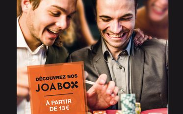 JOABOX - Casino JOA des Pins