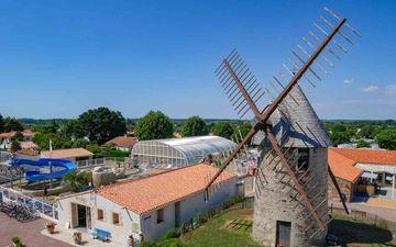 Campsite Le Moulin de la Salle