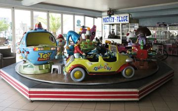 Karussell Mickey Plage