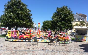 Manège Rapido Circus