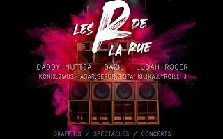Festival Les R de la rue