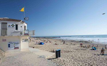 Erste Hilfe StationTanchet Strand