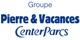 Chaînes Résidence de vacances : Pierre et Vacances - Center Parcs